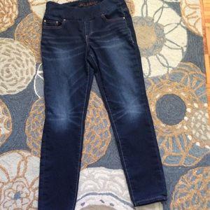 JagJeans High Rise Skinny Jeans Size 12